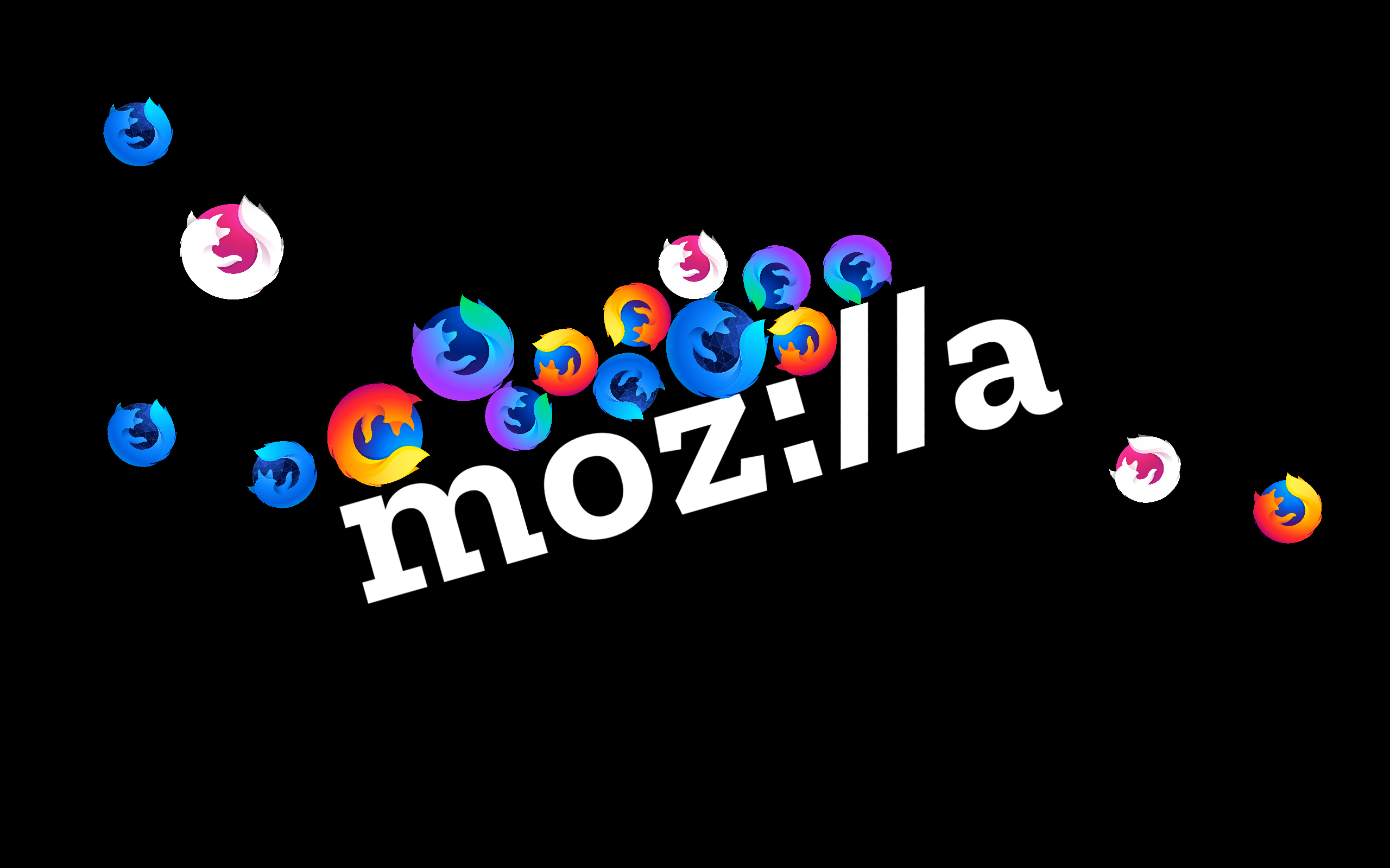 Mozilla Screen Saver